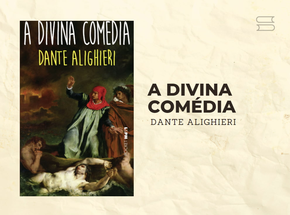 livro a divina comedia