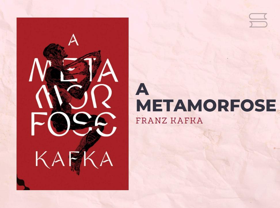 livro a metamorfose