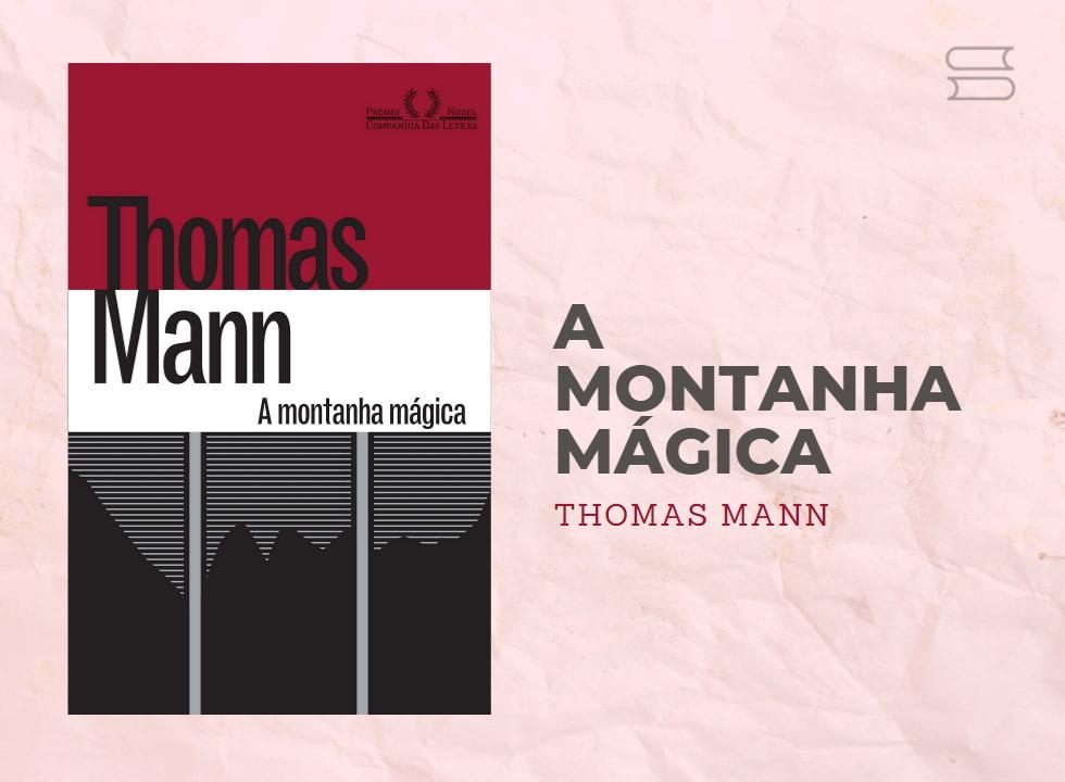 livro a montanha magica