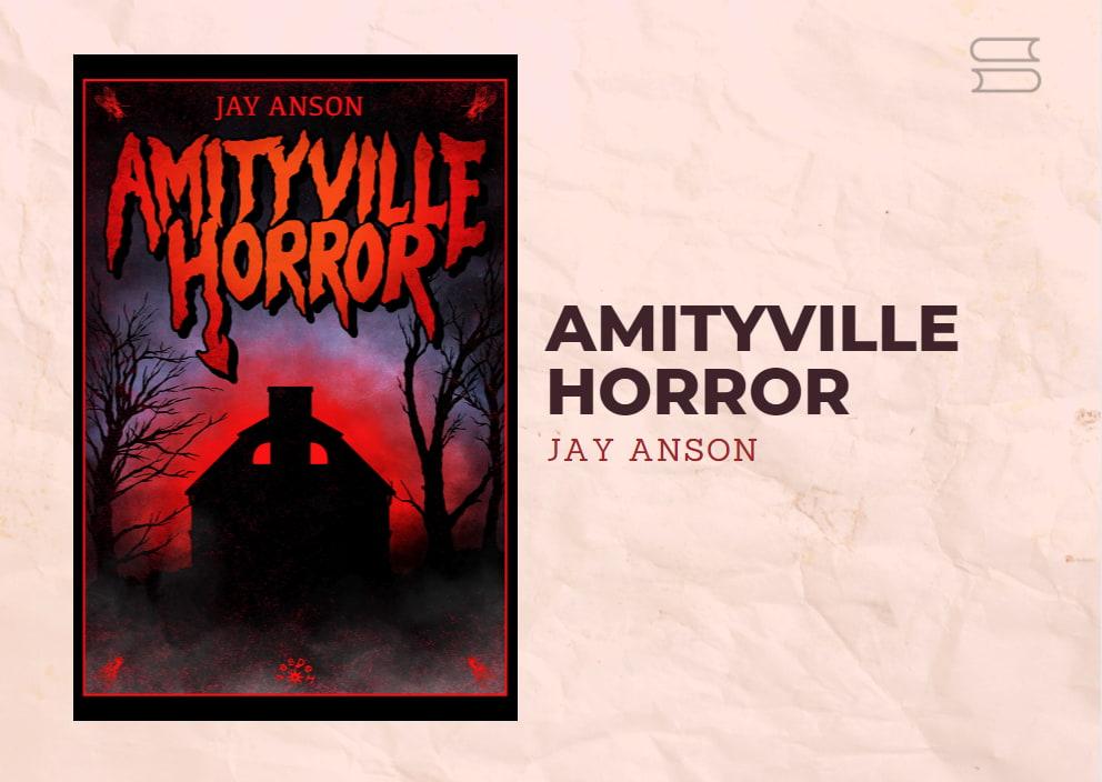 livro amityville