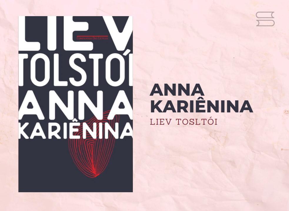livro anna karienina