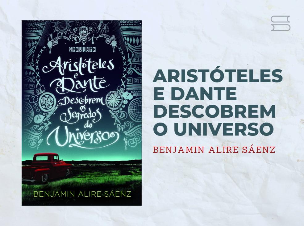 livro aristoteles e dante descobrem o universo1