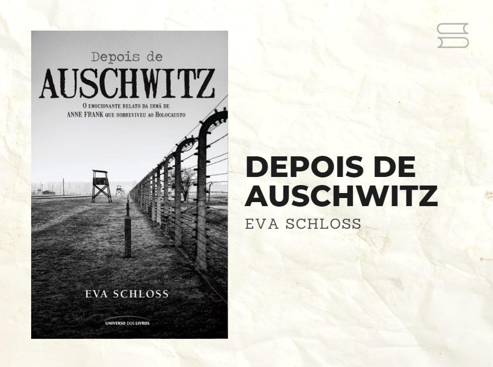 livro depois de auschwitz
