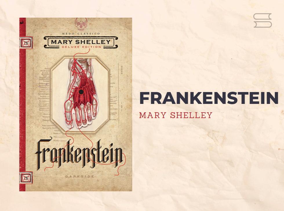 livro frankenstein
