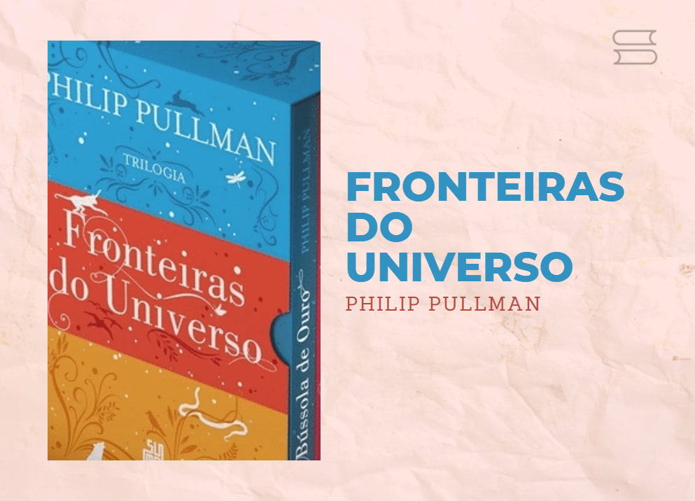 livro fronteiras do universo