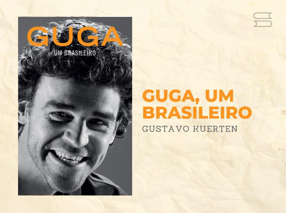 livro guga um brasileiro