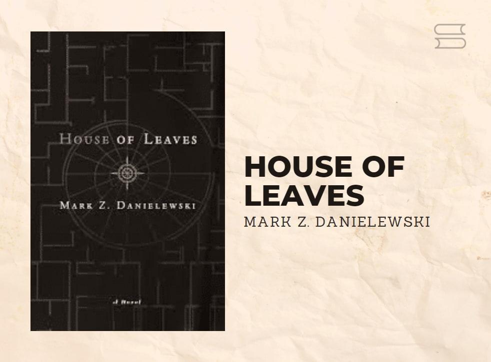 livro house of leaves
