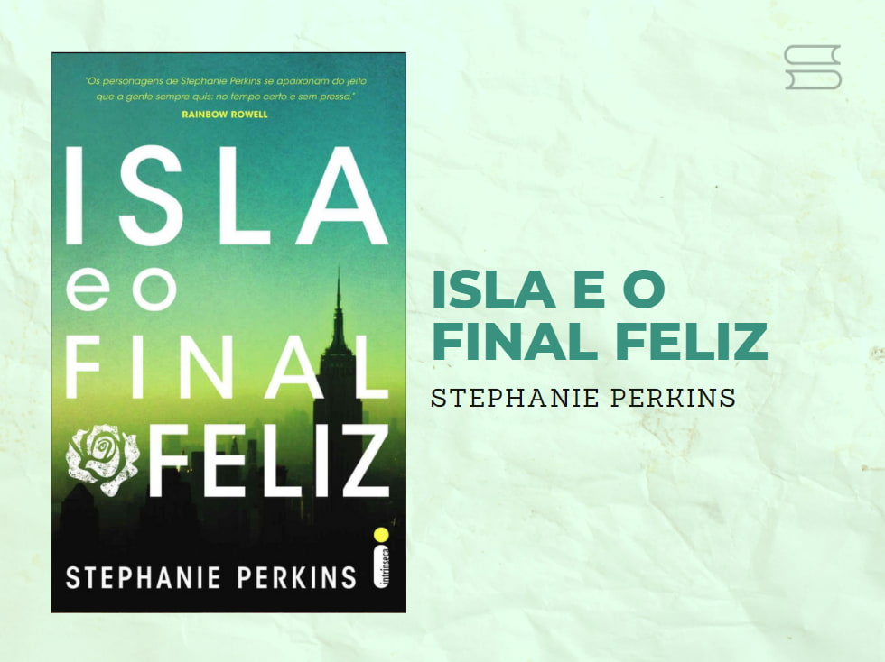 livro isla e o final feliz