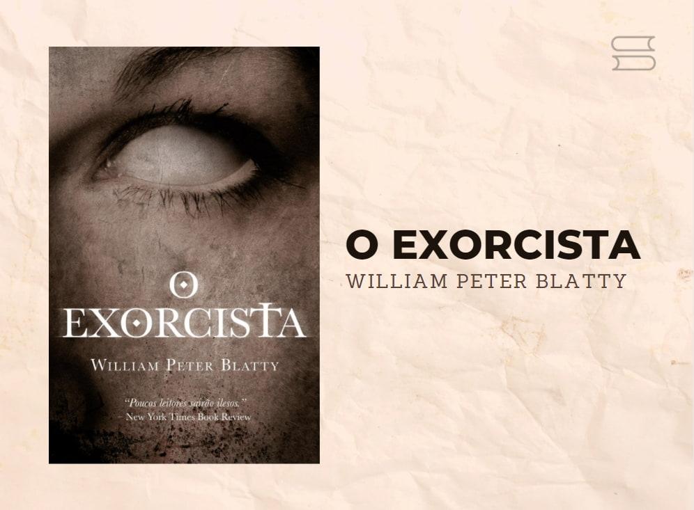 livro o exorcista