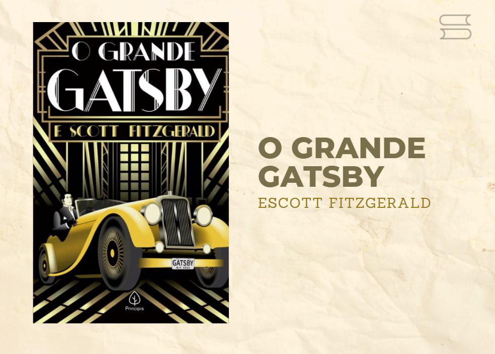 livro o grande gatsby