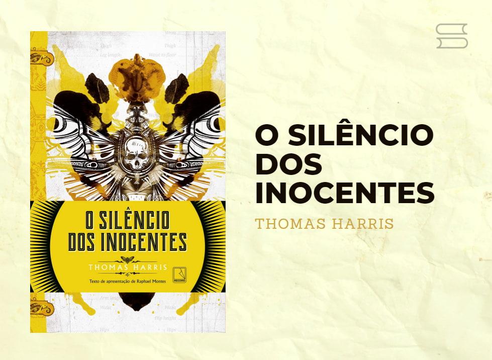 livro o silencio dos inocentes