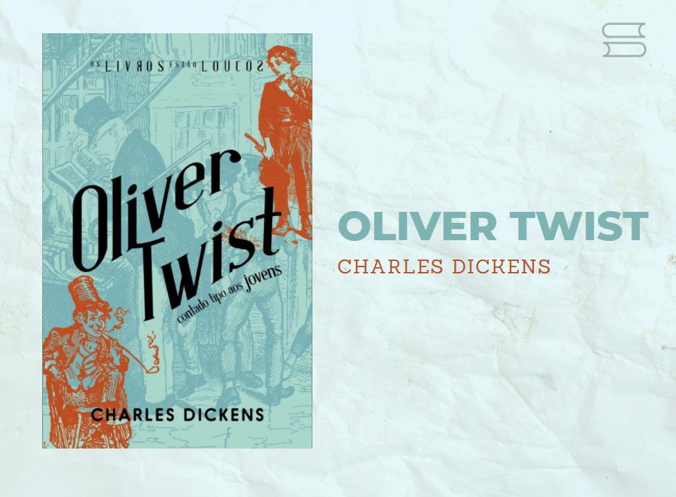 livro oliver twist