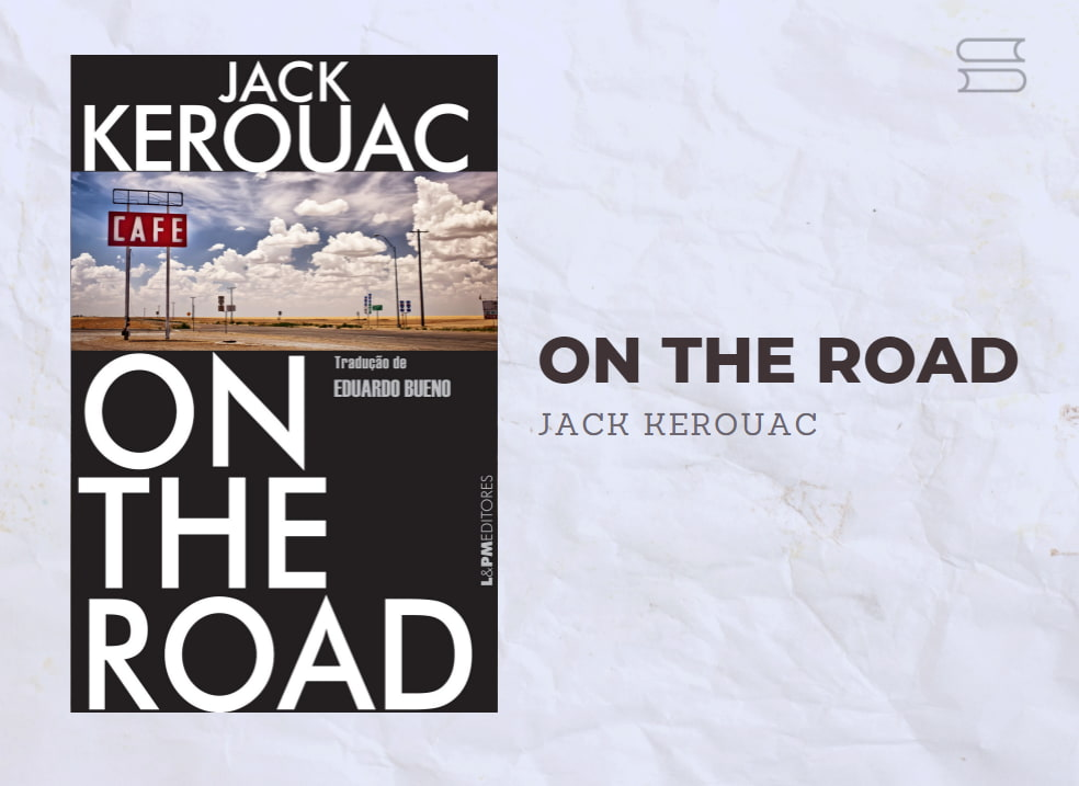 livro on the road