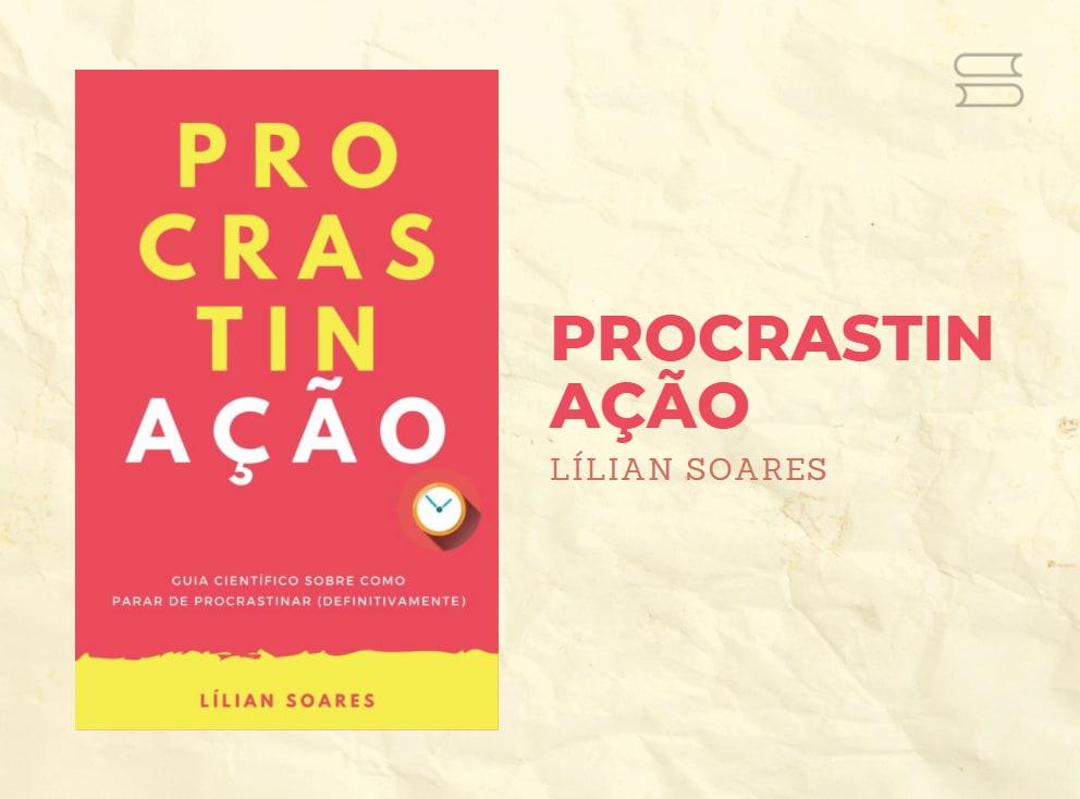 livro procrastinacao