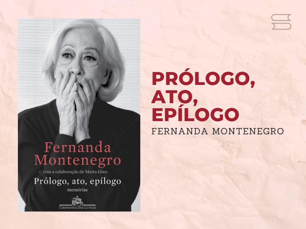livro prologo ato epilogo