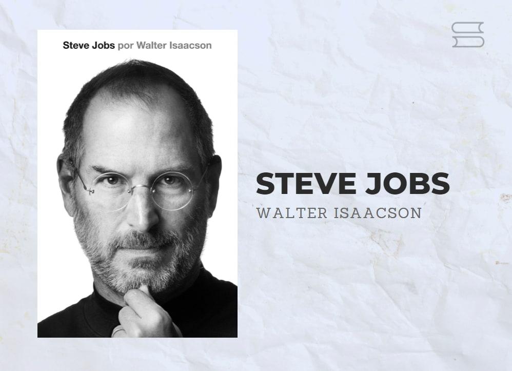 livro steve jobs
