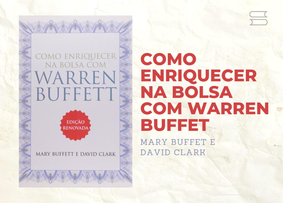 livro como enriquecer na bolsa com warren buffet