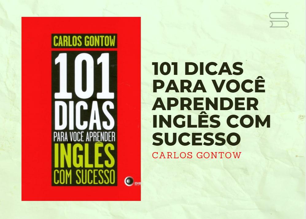 livro 101 dicas para voce aprender ingles com sucesso