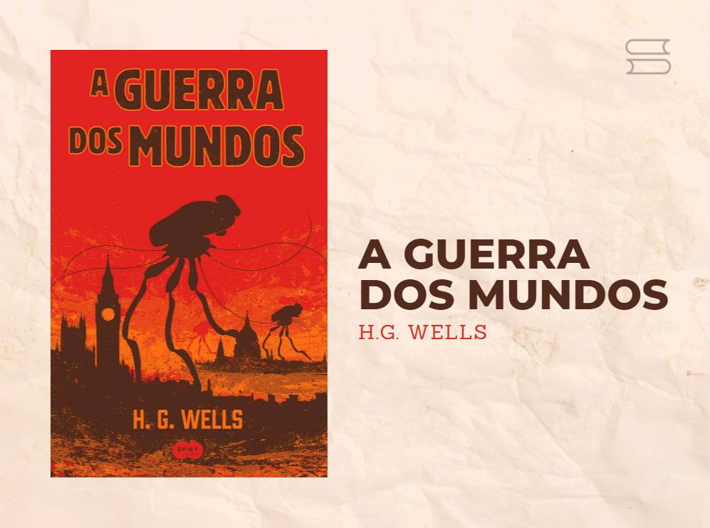 livro a guerra dos mundos