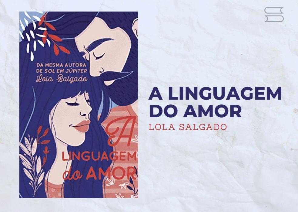 livro a linguagem do amor