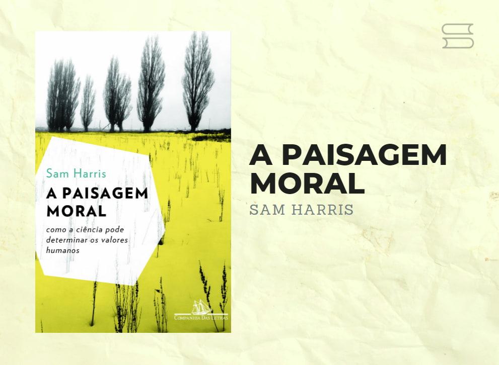 livro a paisagem moral