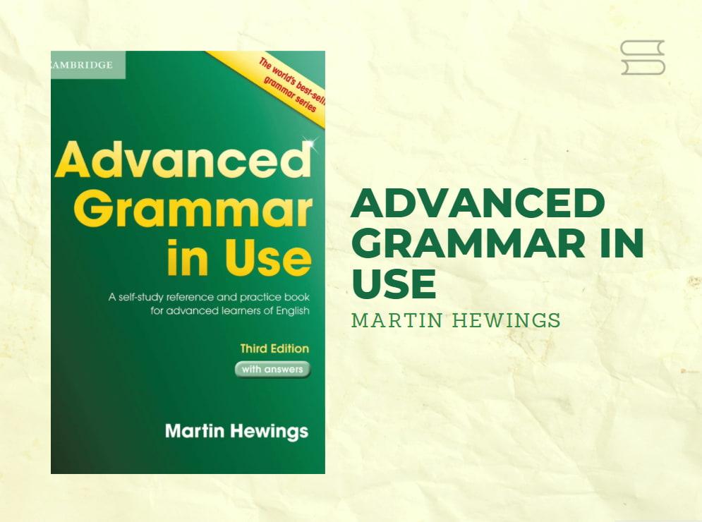 livro advanced grammar in use