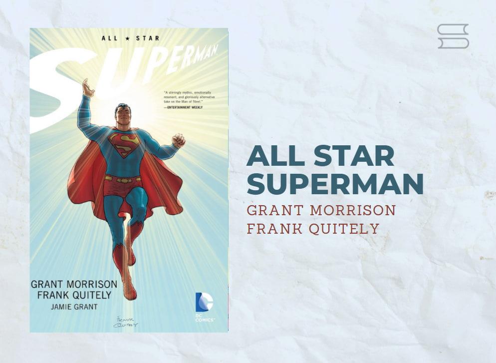 livro all star superman