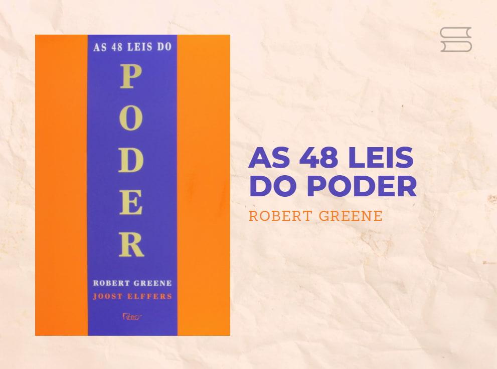 livro as 48 leis do poder