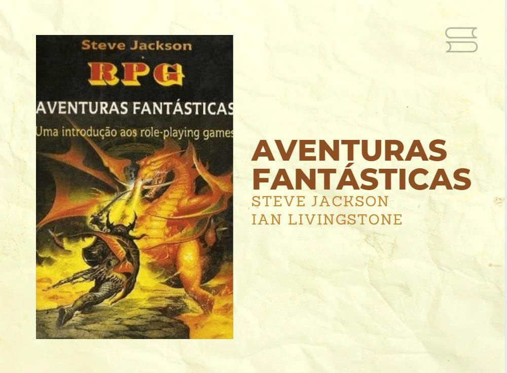 livro aventuras fantasticas