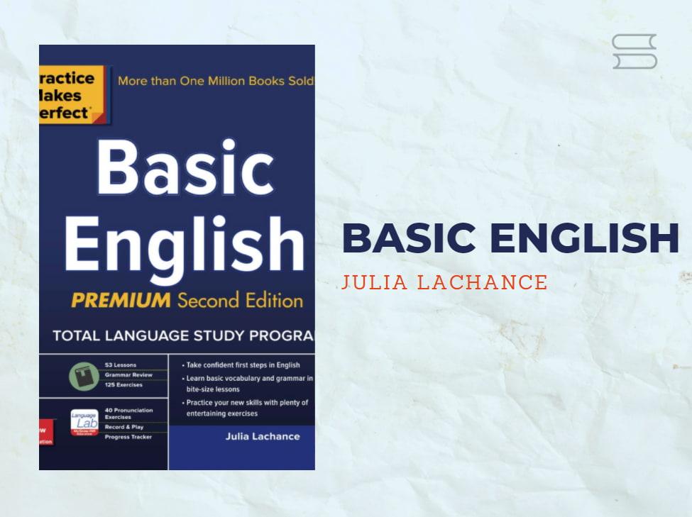 livro basic english