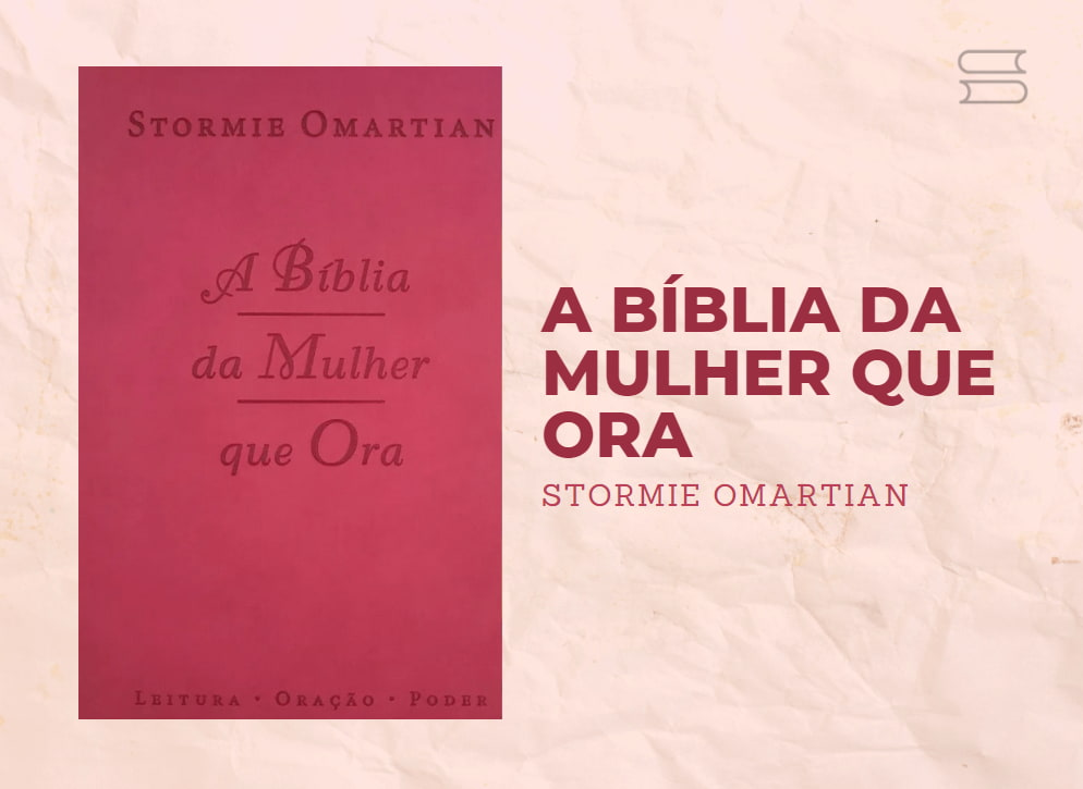 livro biblia da mulher que ora