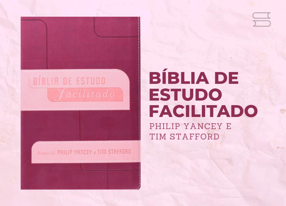 livro biblia de estudo facilitado