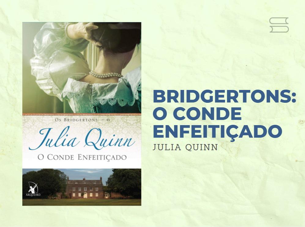 livro bridgertons o conde enfeitiçado