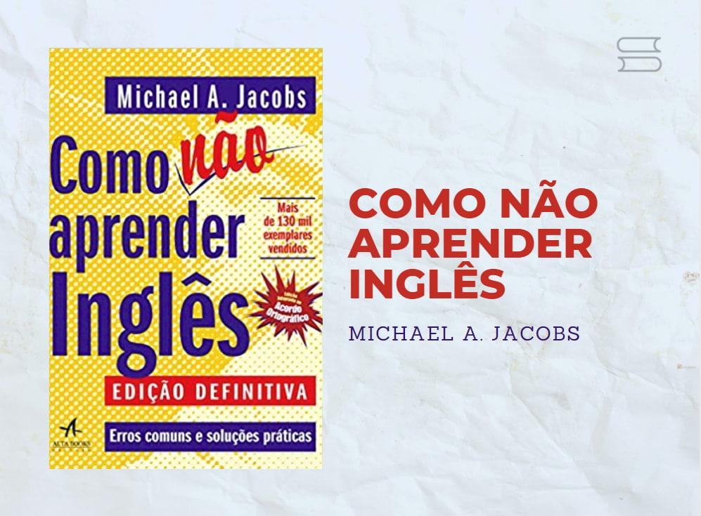 livro como nao aprender ingles