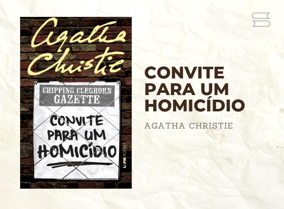livro convite para um homicidio