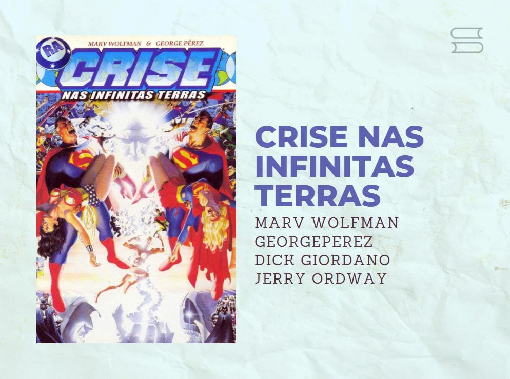 livro crise nas infinitas terras