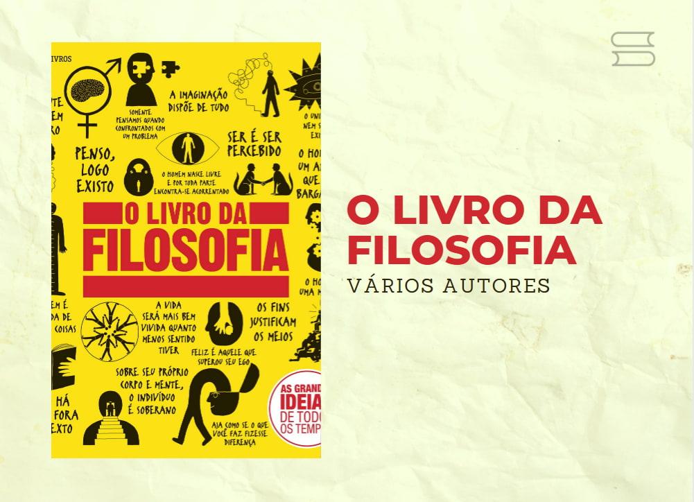 livro da filosofia