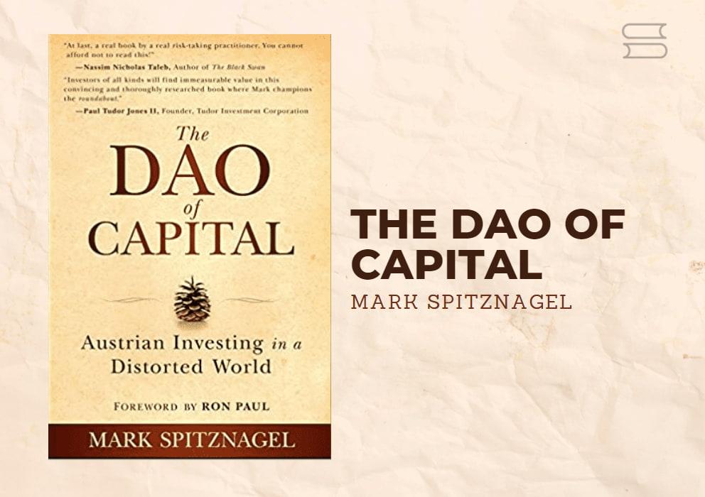 livro de dao of capital