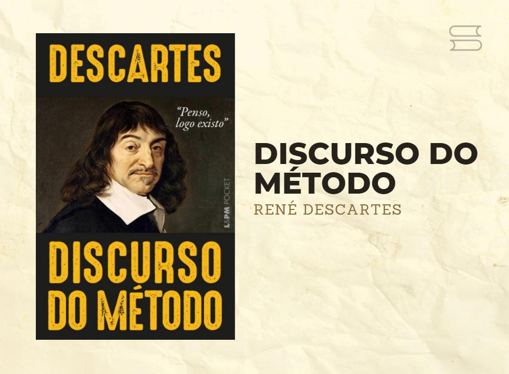 livro discurso do metodo