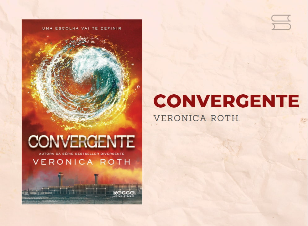 livro divergente convergente