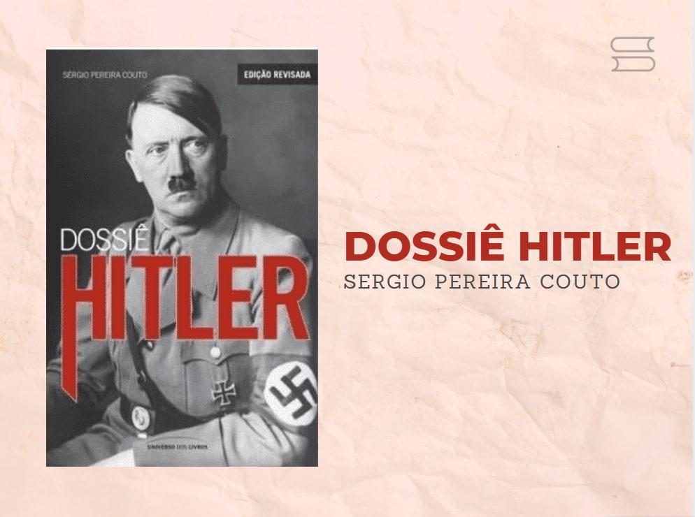 livro dossie hitler