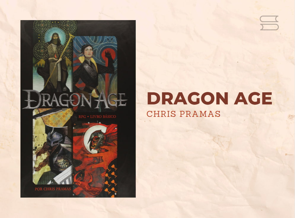 livro dragon age