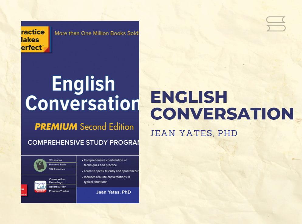 livro english conversation