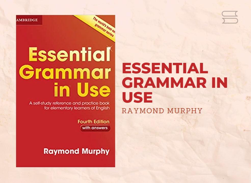 livro essential grammar in use