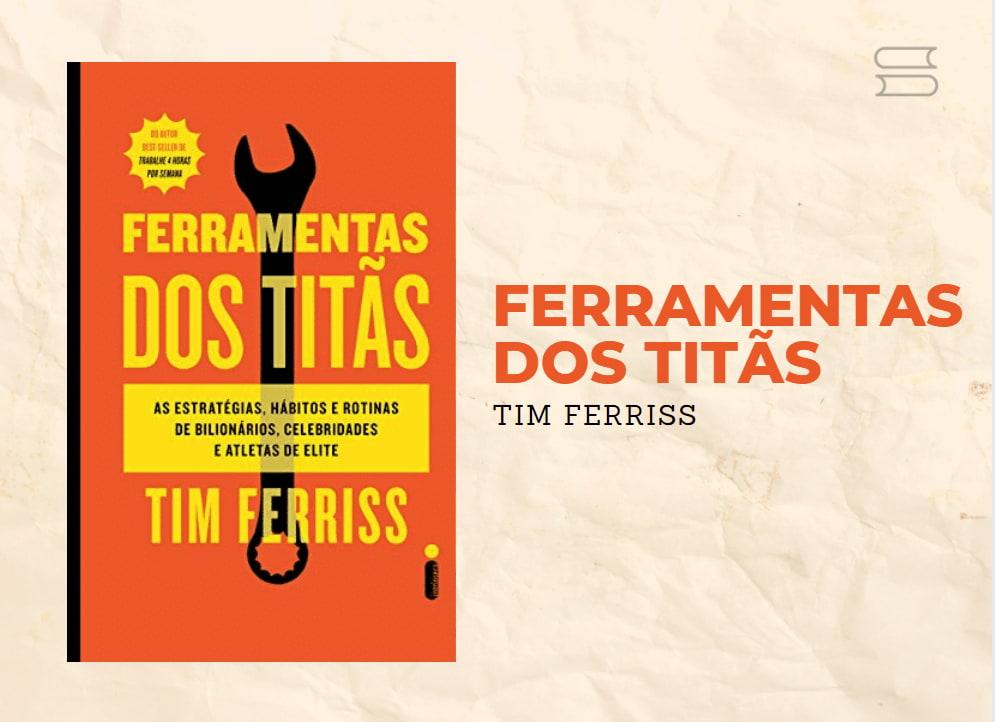 livro ferramentas dos titas
