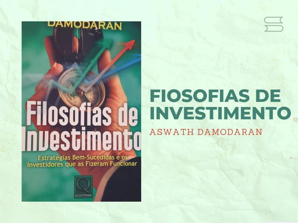 livro filosofias de investimento