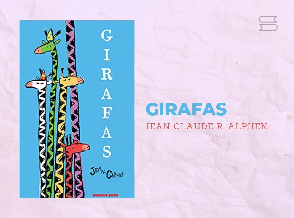 livro girafas