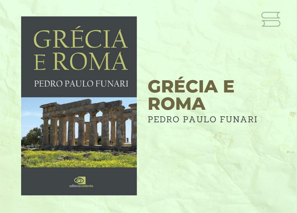 livro grecia e roma