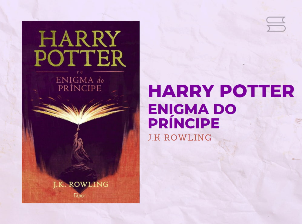 livro harry potter enigma do principe2
