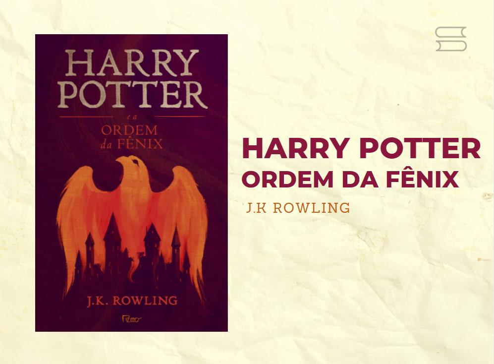 livro harry potter ordem da fenix2